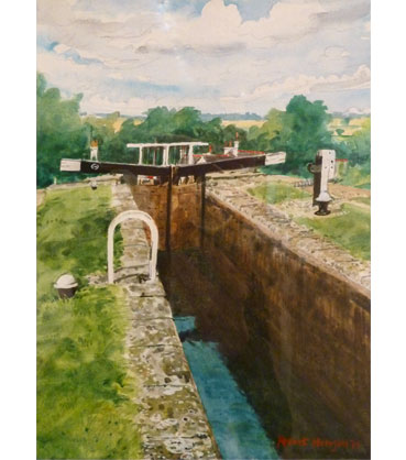Thumbnail image of Foxton Locks by Robert Hewson
