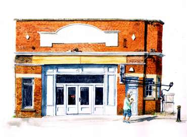 Thumbnail image of The Old Garage, Higham Ferrers by Robert Hewson