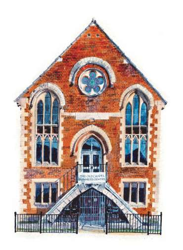 The Old Chapel, Irthlingborough by Robert Hewson