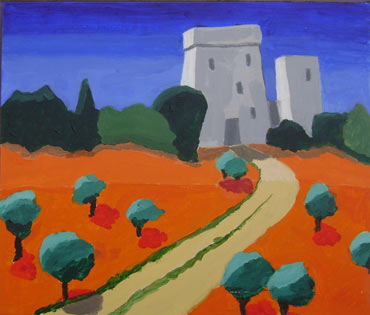 Thumbnail image of Umbrian Hill Fort by Roger Whiteway