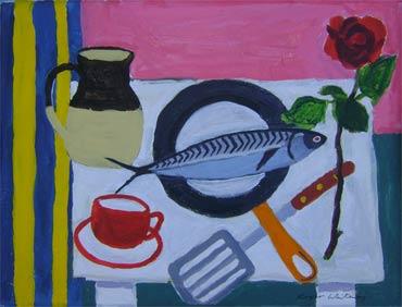 Thumbnail image of Cornish Mackerel by Roger Whiteway