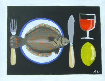 Thumbnail image of Plaice by Roger Whiteway