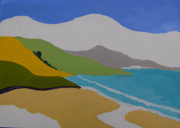 Thumbnail image of Saundersfoot Beach by Roger Whiteway