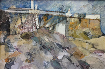 Thumbnail image of Ruined Bulding, Portugal by Ruth Cockayne