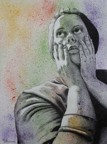 Thumbnail image of Contemplation by Sally Struszkowski