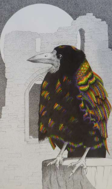 Thumbnail image of Rook 2 by Sally Struszkowski