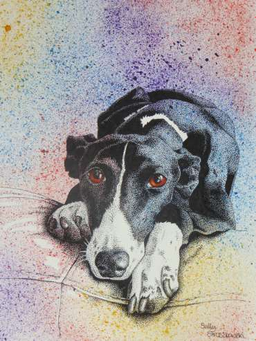 Thumbnail image of Ruby by Sally Struszkowski