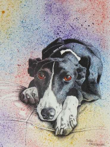 Thumbnail image of Ruby by Sally Struszkowski
