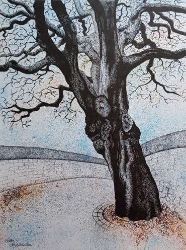 Thumbnail image of Winter Approaches by Sally Struszkowski
