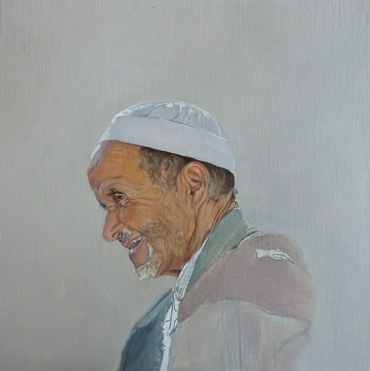 Thumbnail image of Portrait 1 - Morocco by Sandra Mills