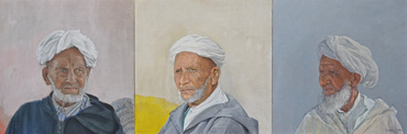 Thumbnail image of Portrait 2 - Morocco by Sandra Mills