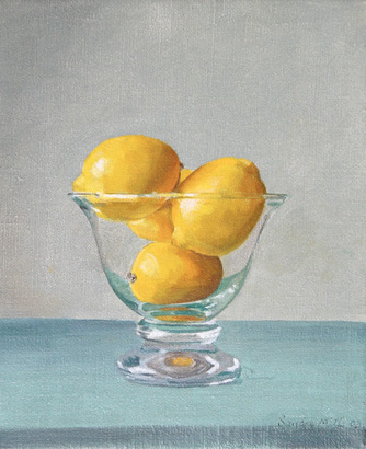 Thumbnail image of Lemons by Sandra Mills