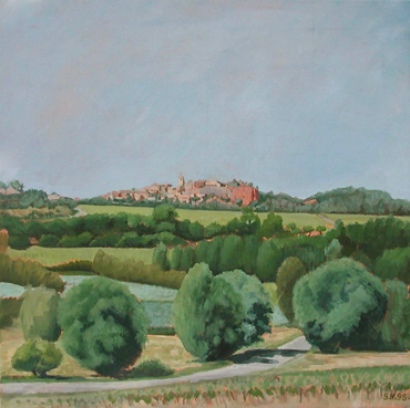 Thumbnail image of Roussillon by Sandra Mills