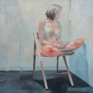 Waiting by Scott Bridgwood