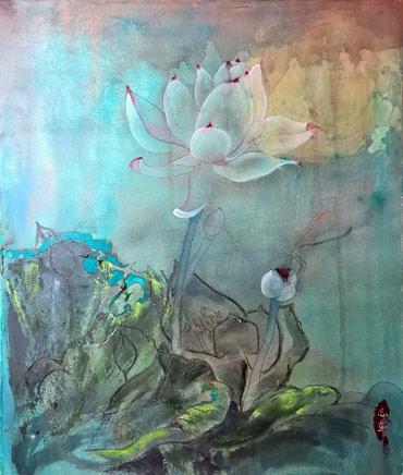 Rising above Silt by Siyuan Ren