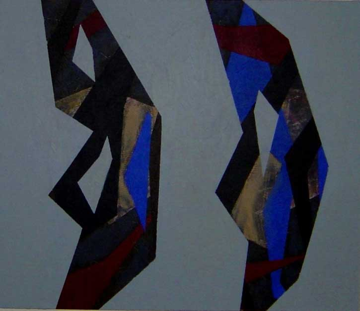 Thumbnail image of Fracture IV, 2011 by Steve Wenham