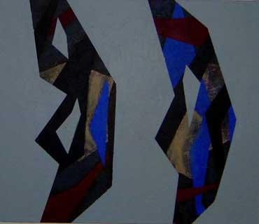 Fractured IV by Steve WENHAM