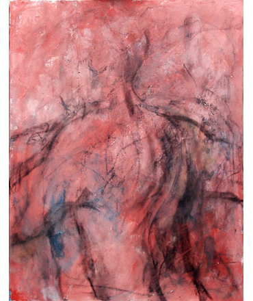 Thumbnail image of Red Figure, 2003 by Steve Wenham
