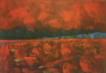 Thumbnail image of Red Sky, Sweden by Steve Wenham