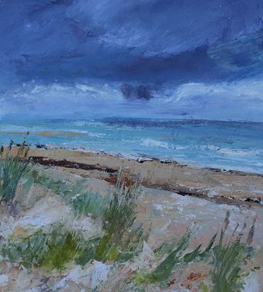 Thumbnail image of Summer Rain, Holme by Sue Graham