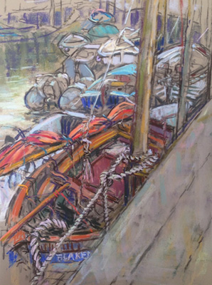 Thumbnail image of The Mooring by Susan Sansome