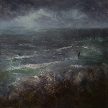 Thumbnail image of Storm at Titchwell by Suzanne Harry