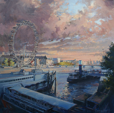 The London Eye by Terry Lord