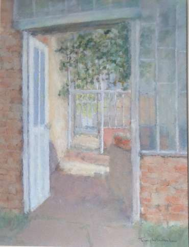 Thumbnail image of Old Walled Greenhouse by Terry Whittaker