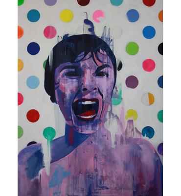 Psycho by Tim Fowler