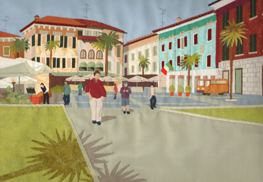 Thumbnail image of Sirmione by Victoria Whitlam