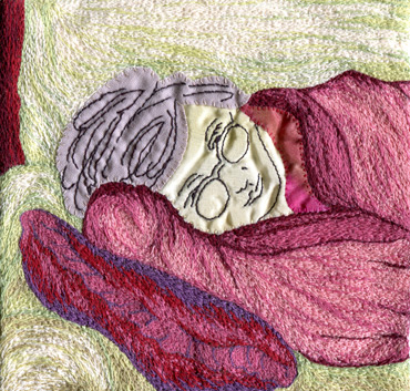 Thumbnail image of Reclining Woman by Victoria Whitlam