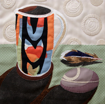 Thumbnail image of Jug, Pebble, Feather by Victoria Whitlam