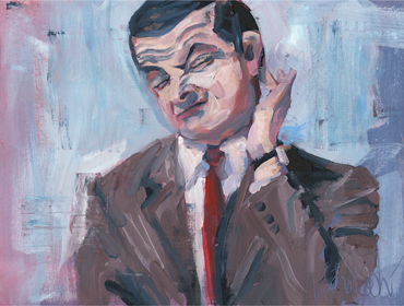 Thumbnail image of Mr Bean by Vishal Joshi
