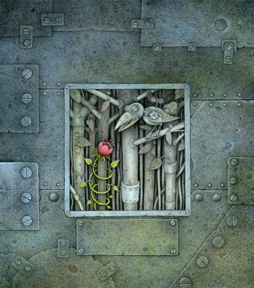 Thumbnail image of The Tin Forest by Wayne Anderson
