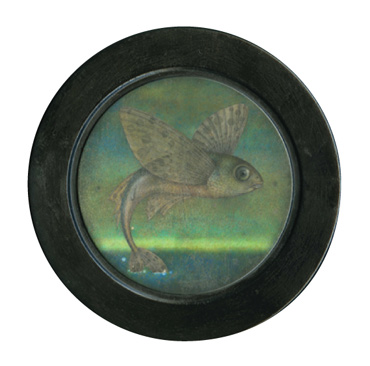 Thumbnail image of Flying Fish by Wayne Anderson