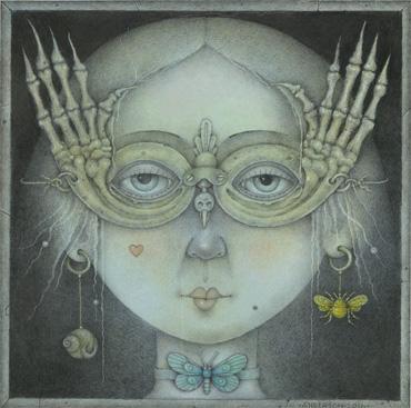 Masquerade by Wayne Anderson
