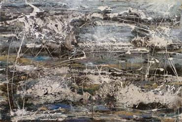 Seascape by Wendy Bramley