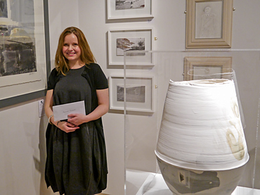 Thumbnail image of LSA Student Award Winner Hannah Tounsend - Preview Evening: LSA Annual Exhibition 2015
