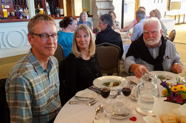 Thumbnail image of Andrew Jackson and Partner, Mick Rodgers - Douglas Smith Commemorative Dinner