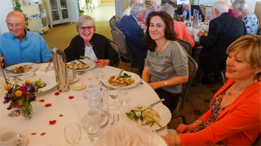 Thumbnail image of Trevor Bent, Bim Fowler, Emma Fitzpatrick, Hazel Crabtree - Douglas Smith Commemorative Dinner