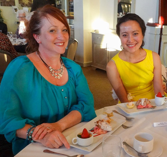 Thumbnail image of Jo Sheppard and Siyuan Ren - Douglas Smith Commemorative Dinner