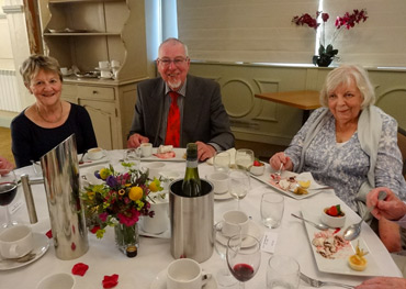 Thumbnail image of Mary Carter, Peter Carter, Mary Toon - Douglas Smith Commemorative Dinner