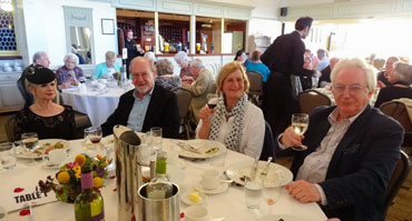 Thumbnail image of John Sydney Carter & partner, Ann Cartwright, Reg Cartwright - Douglas Smith Commemorative Dinner