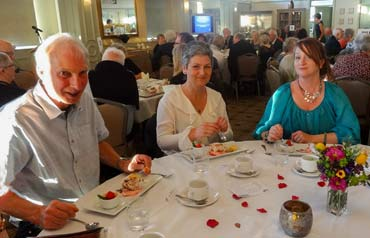 Thumbnail image of Alan Willie, Jane Domingos, Jo Sheppard - Douglas Smith Commemorative Dinner