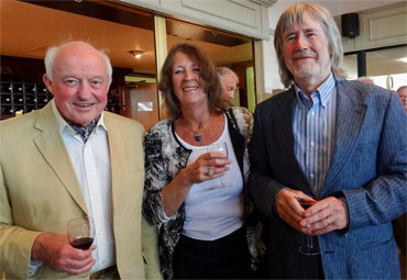 Thumbnail image of Roger Whiteway, Suzanne Harry, John Harry - Douglas Smith Commemorative Dinner