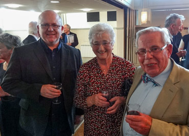 Thumbnail image of Simon Lake, Rhoda Eames, Charles Eames - Douglas Smith Commemorative Dinner