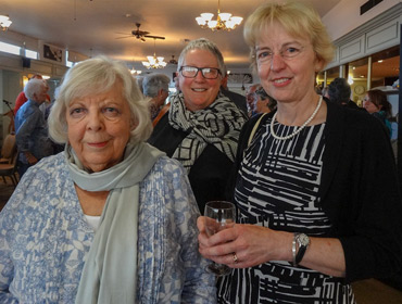 Thumbnail image of Mary Toon, Mary Rodgers, Anna Oliver - Douglas Smith Commemorative Dinner