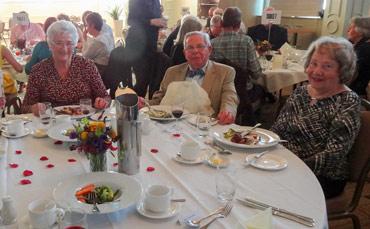 Thumbnail image of Rhoda Eames, Charles Eames, Diana Stevens - Douglas Smith Commemorative Dinner