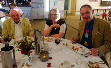 Thumbnail image of Roger Whiteway, Verity Hancock, Mark Hancock - Douglas Smith Commemorative Dinner