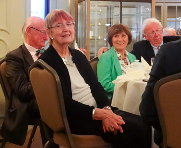 Thumbnail image of Douglas Smith, Shirley Smith, Sandra Organ, Bryan Organ - Douglas Smith Commemorative Dinner